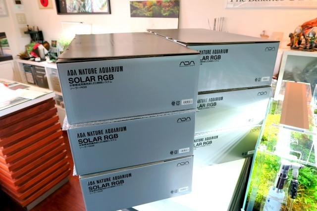 SOLAR RGB 新発売標準小売価格:70,000円(税別)