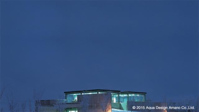 冬の新潟の空は、いつも灰色?