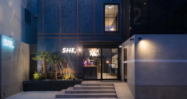 3rd STAGE  hotel she osaka ホテル シー オーサカ